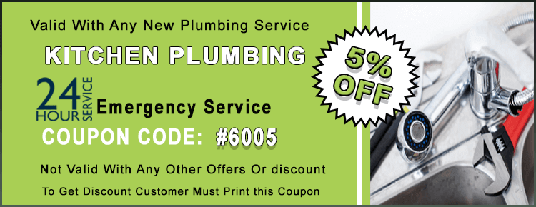 Kitchen Plumbing Coupon